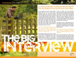 The Big Interview - Shaun Hodges