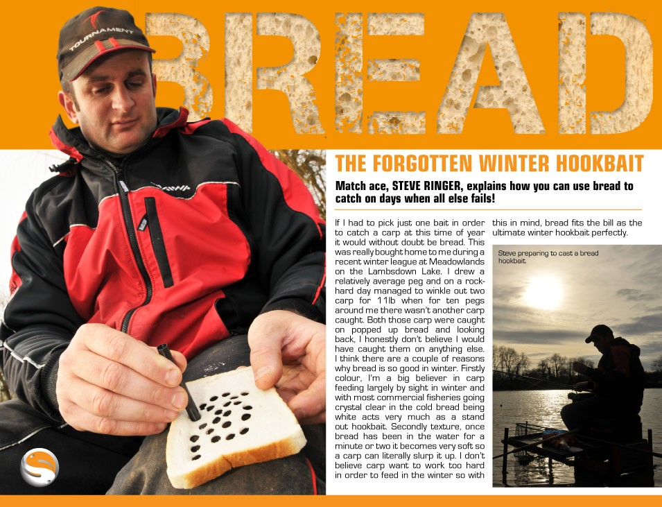 Winning Winter Tips - Steve Ringer