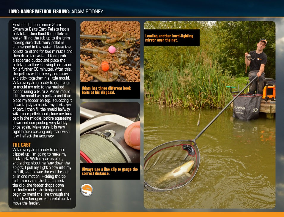 Master Long-Range Feeder Fishing - Adam Rooney