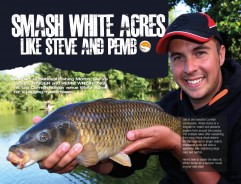 Smash White Acres with Steve & Pemb's tips