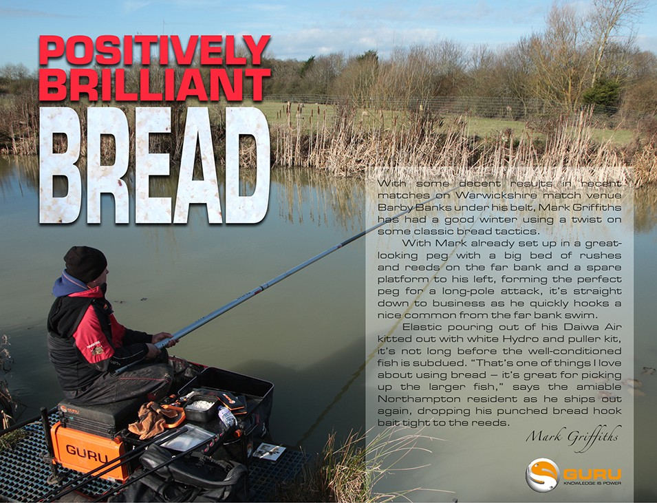 Bread-Fishing Made Easy