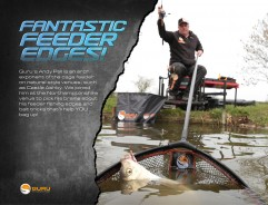 Andy Pell's fantastic feeder tips!