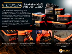 New Fusion EVA Luggage Released!