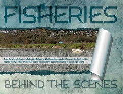 Fisheries...Behind The Scenes!