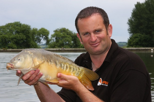 Steve Ringer is heading up our match-fishing consultants