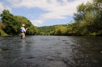 Travel with Dean Macey to the River Wye