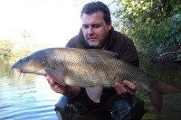This Wye battler couldn't resist a Blitz boilie