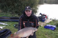 My new PB carp of 20lb 5oz
