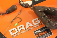 The tackle that Dean used to tempt his big one