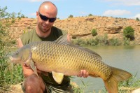Dean headed to the Ebro for a big common