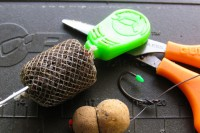 Simple tactics for a reservoir carp
