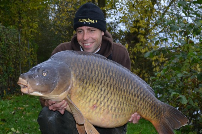 The Big Common and a new PB
