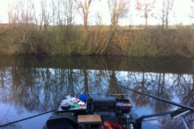 Peg 19 on the Warren Pool at Meadowlands
