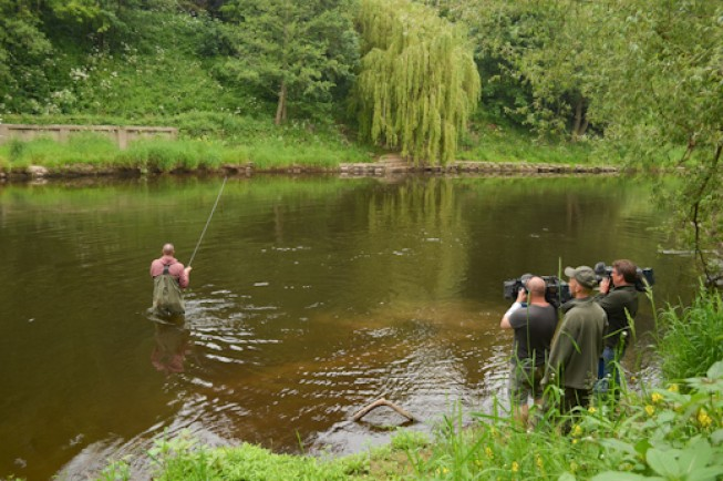 Dean tackles the magnificent River Wye