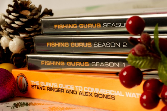 The Guru DVD collection makes a great present