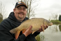 Steve Parry had another great weekend's angling