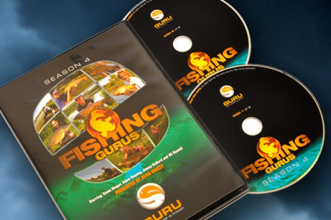 Fishing Gurus Series Four is out now