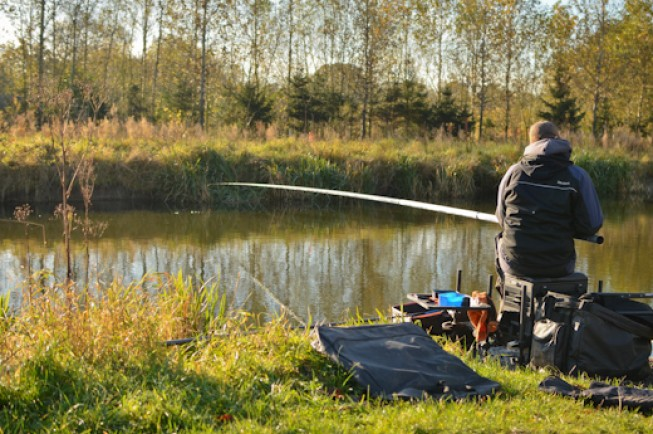 Here's Andy Bennett's tips for spring pole-fishing success