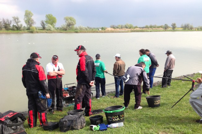 Steve took part in the Walterland Masters in Hungary