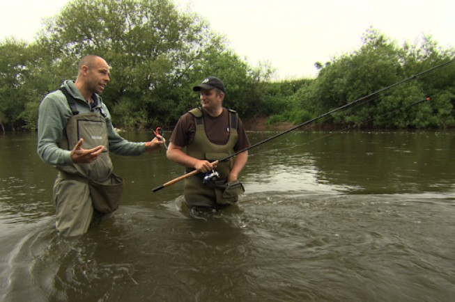 The latest Fishing Gurus is on Discovery this week