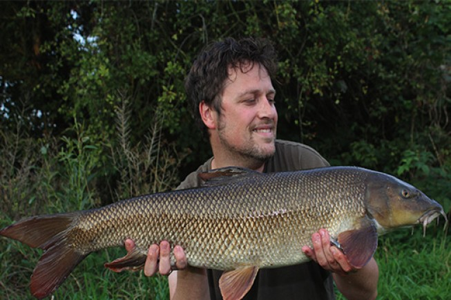 Our  Essex all-round angler Jim Mathews