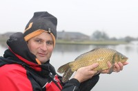 Steve Ringer has been out testing a new range of feeders