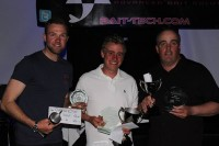Paul Holland took first place at the recent White Acres festival