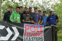Andy Bennett is the first-ever Pole Fishing Masters champ