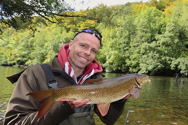 Dean Macey presents the latest season of Fishing Gurus