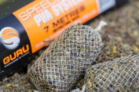 Dean loves using small mesh PVA bags in winter