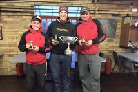 Team Guru retained their Tunnel Barn winter league title