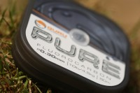 Pure Fluorocarbon is a great hook length choice