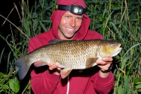 This 6lb 6oz chub was a mega result