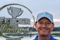 Darren Cox - 2017 Feedermasters Champion