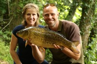 The gang travel to Redmire Pool for a carp challenge!