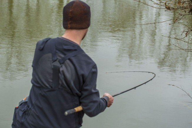 The 27-year-old Sheffield rod fishes at the highest level