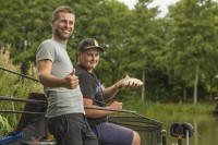 Guru Brand Manager, Adam Rooney, wants to grow young angling
