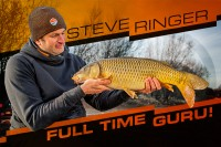 Steve Ringer has become a full-time Guru