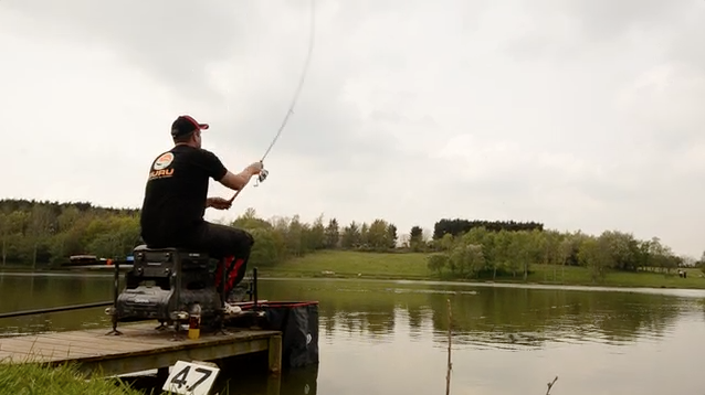 Pellet Waggler Pulling | Fish Action