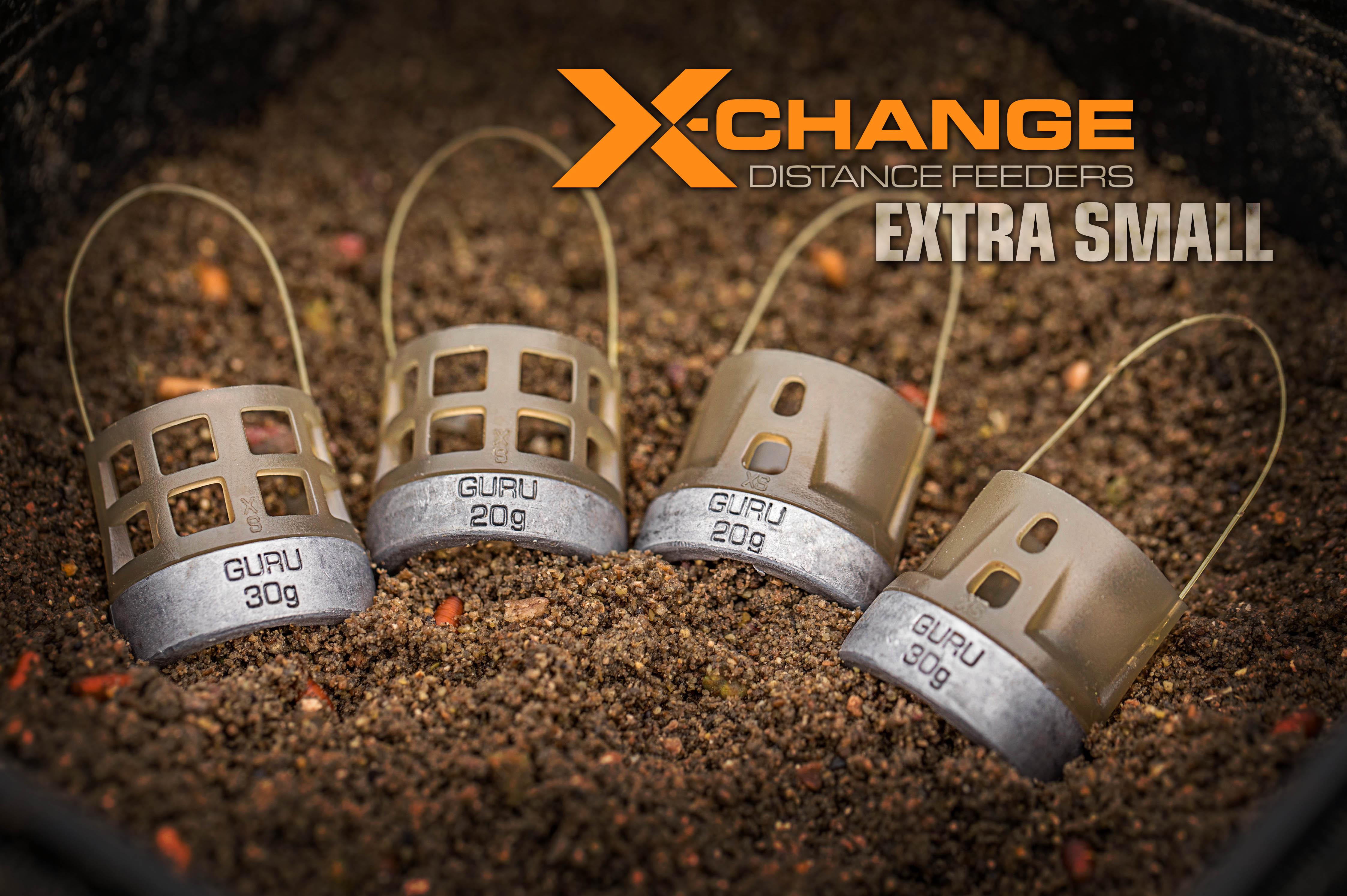 Guru Cage X-Change Distance Feeder 20g-30g