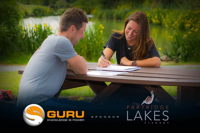 Guru Sponsor Partridge Lakes!