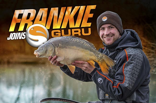 Frankie Gianoncelli joins the Guru team!