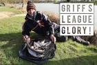 Mark Griffiths clinches victory on Guru Makins Winter League…