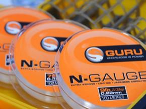 Guru N-Gauge Pro Pole /& Hooklink Coarse Fishing Line