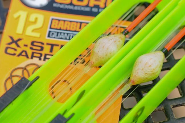 Details about  /Guru X-Strong Carp Spade Hooks Bronze