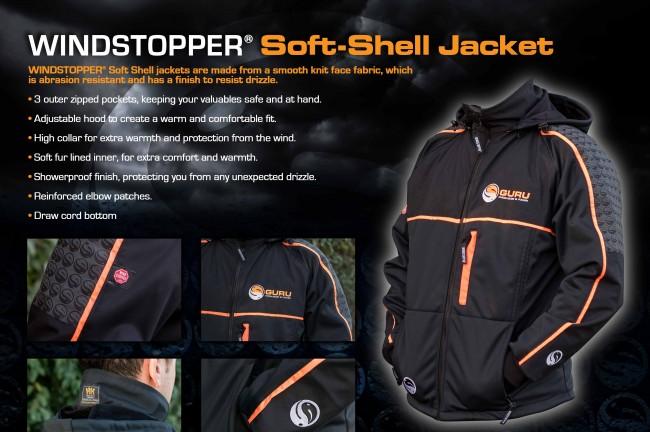 hortons shell jacket