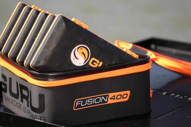 GURU FUSION 400 SMALL EVA CASE