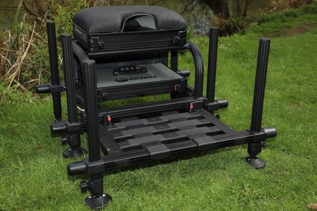 Guru Team Seatbox | Seatboxes and Accessories | Fishing